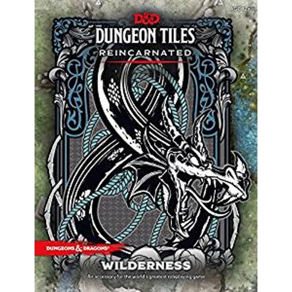 Dungeons & Dragons Wilderness Dungeon Tiles Reincarnated