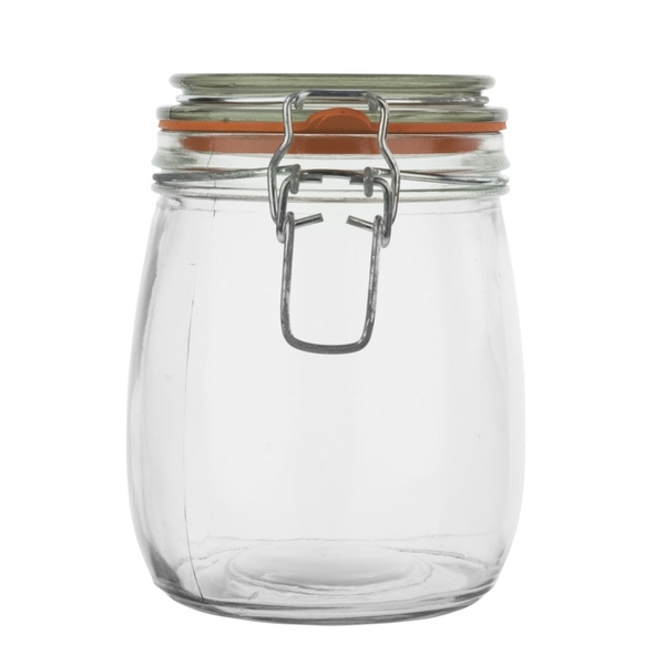 Tala Classic Airtight Lever Arm Storage Jar 700ml/1 1/2lb