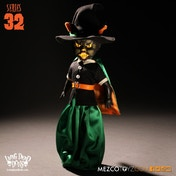 Black Cat Witch (Living Dead Dolls) Series 32