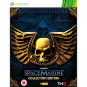 Warhammer 40000 Space Marine Collector's Edition Game Xbox 360