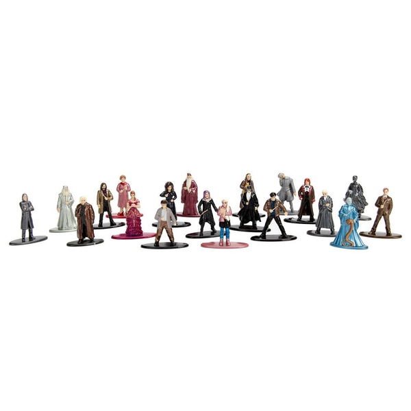 Harry Potter (Wave 2 - 20 Pack) Nano Metalfigs Diecast Mini Figures