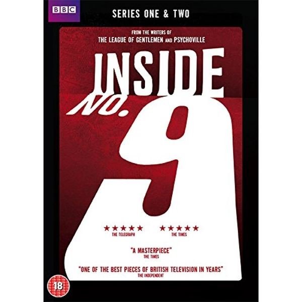 Inside No. 9: Series 1 and 2 DVD