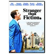 Stranger Than Fiction DVD