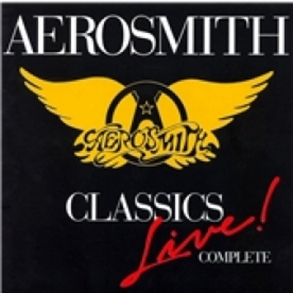 Aerosmith Classics Live Vol.1 & 2 CD
