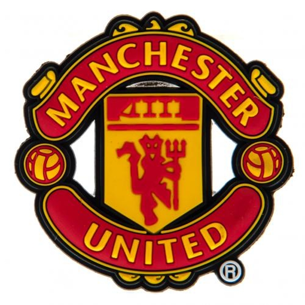 Manchester United FC 3D Fridge Magnet