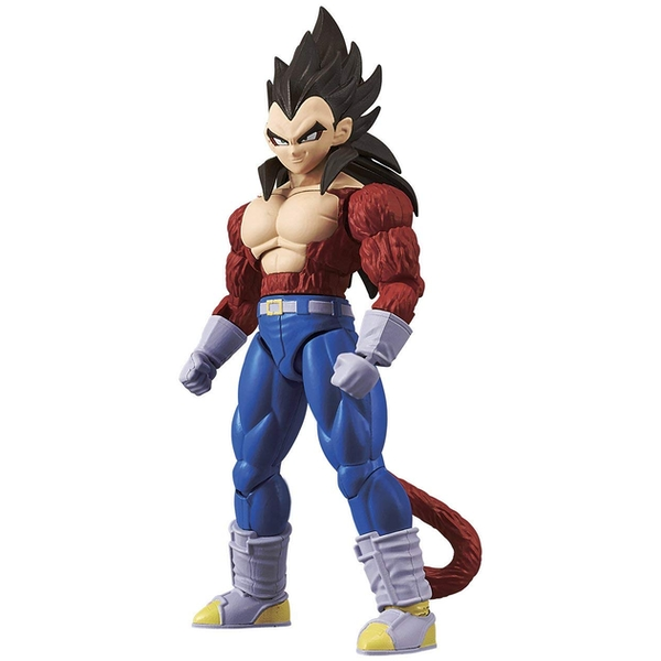 Super Saiyan 4 Vegeta (Dragon Ball GT) Bandai Model Kit - Image 1