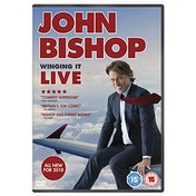 John Bishop: Winging It Live DVD