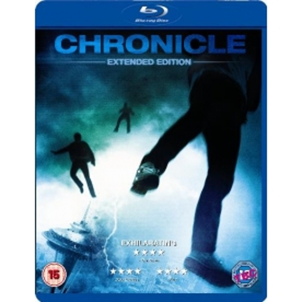 Chronicle: Extended Edition Blu-ray