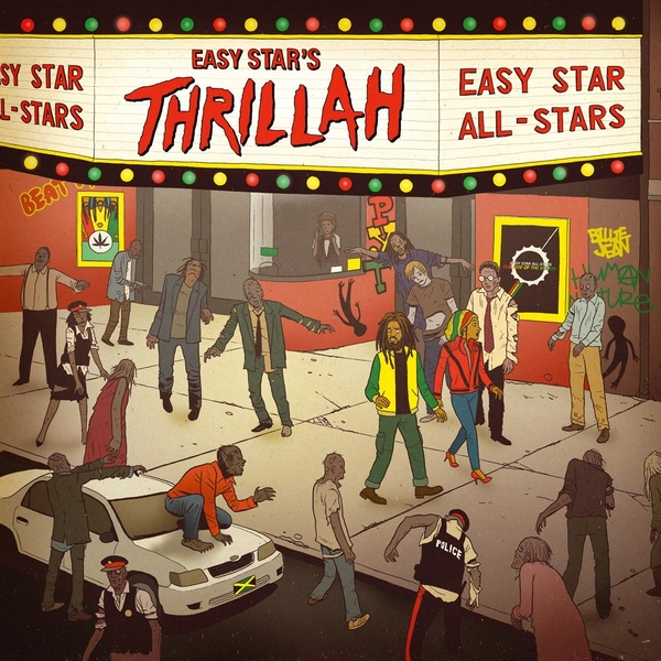 Easy Star All Stars - Easy StarS Thrillah Vinyl