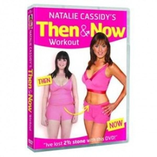 Natalie Cassidy - Then And Now Workout DVD