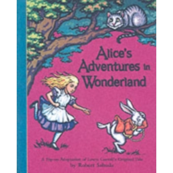 Alice's Adventures in Wonderland: Pop-up Book Hardcover
