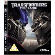 Transformers Game PS3