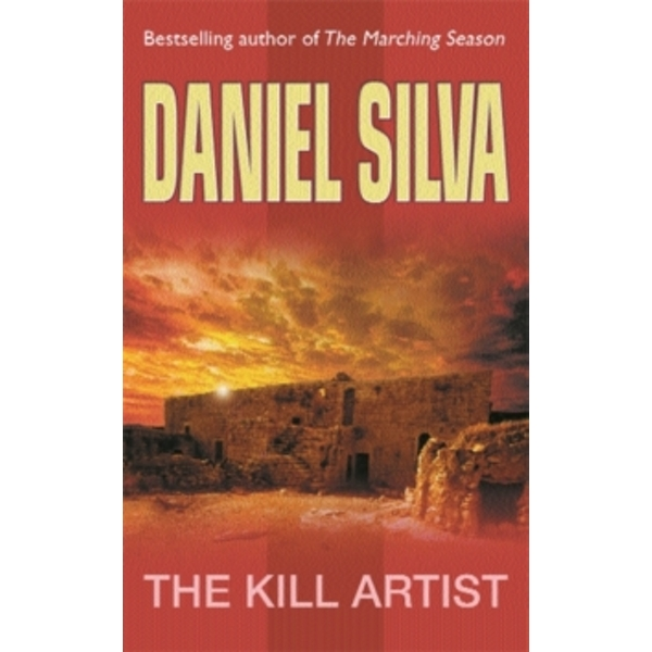 The Kill Artist by Daniel Silva (Paperback, 2002)