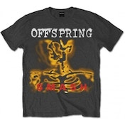 Offspring Smash 20 Mens Black T Shirt: Medium