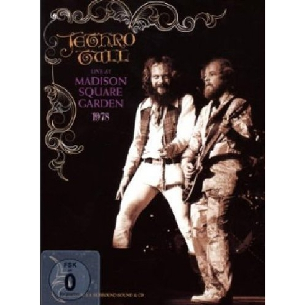 Jethro Tull - Live At Madison Square Garden CD