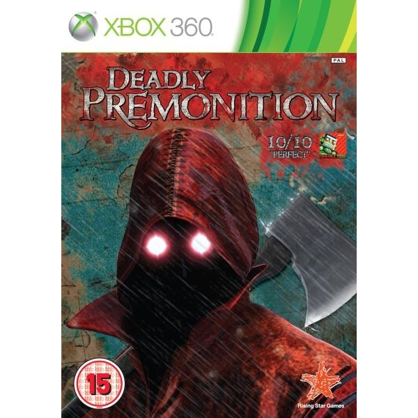 Deadly Premonition Game Xbox 360