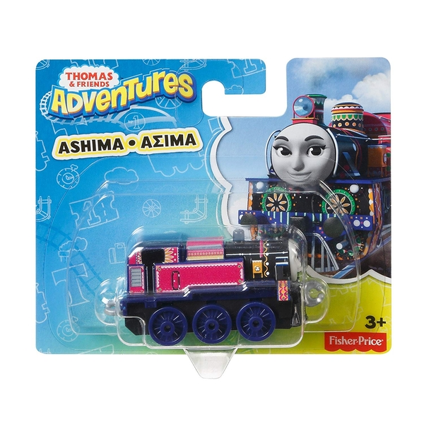 Thomas & Friends Ashima Die Cast