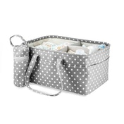 3 Compartment Baby Bag & Insulated Bottle Carrier | M&W