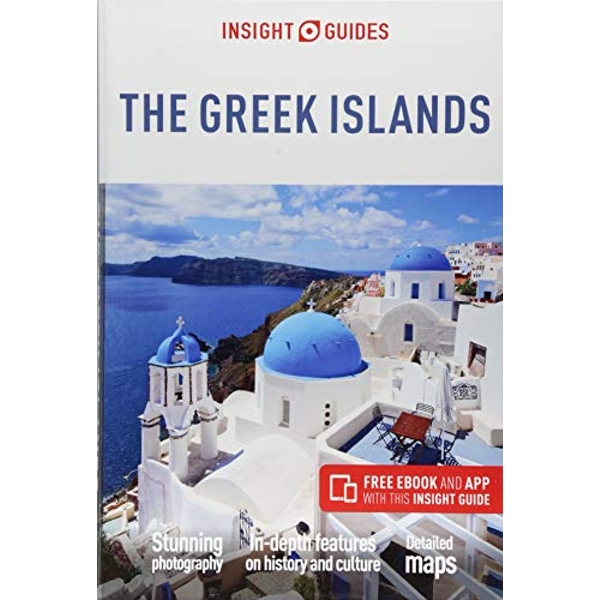 Insight Guides The Greek Islands (Travel Guide with Free eBook)  Paperback / softback 2018