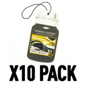 New Car Scent (Pack Of 10) Yankee Candle Car Jar Air Freshener