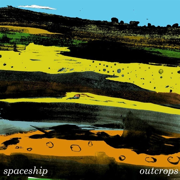 Spaceship ‎– Outcrops Vinyl