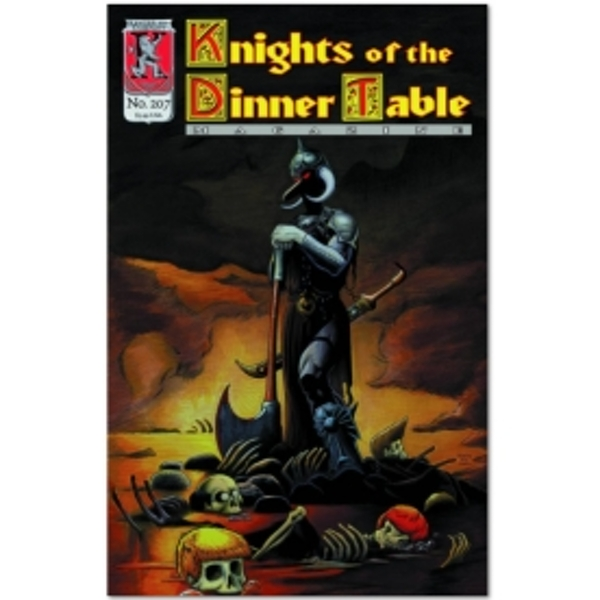 Knights of the Dinner Table Issue # 207