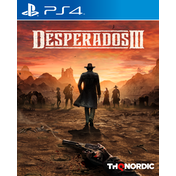 Desperados 3 PS4 Game