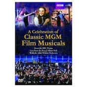 A Celebration of Classic MGM Film Musicals DVD