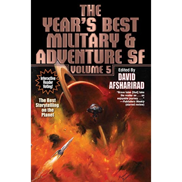 Year's Best Military & Adventure SF, Vol. 5 (Year's Best Military & Adventure Science)