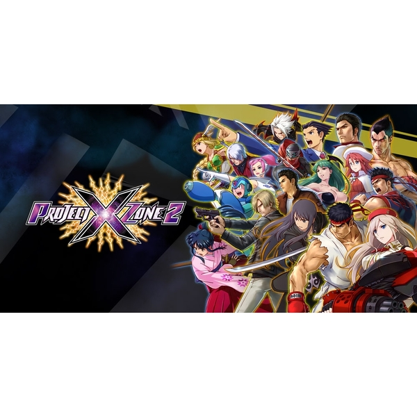 Project X Zone 2 3DS Game - Image 3