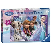 Disney Frozen 35 Piece Jigsaw Puzzle