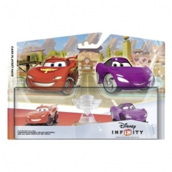 Disney Infinity 1.0 Cars Playset - Image 1