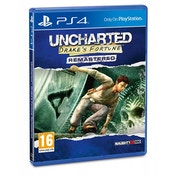 Uncharted Drake's Fortune Remastered PS4 Game