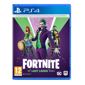Fortnite The Last Laugh PS4 Game [Code In A Box]