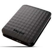 Maxtor M3 1TB USB 3.0 Black 2.5inch Portable External Hard Drive