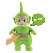 Teletubbies Talking Dipsy Green Soft Toy