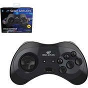 Retro-Bit Official SEGA Saturn Wireless Bluetooth Controller for PC/Switch & Android