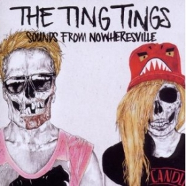 The Ting Tings Sounds From Nowheresville CD
