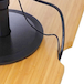 Bamboo Monitor Stand   M&W 1 Tier - Image 5