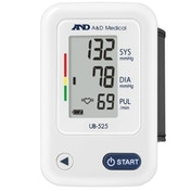 A&D Medical UB525 Wrist Blood Pressure Monitor
