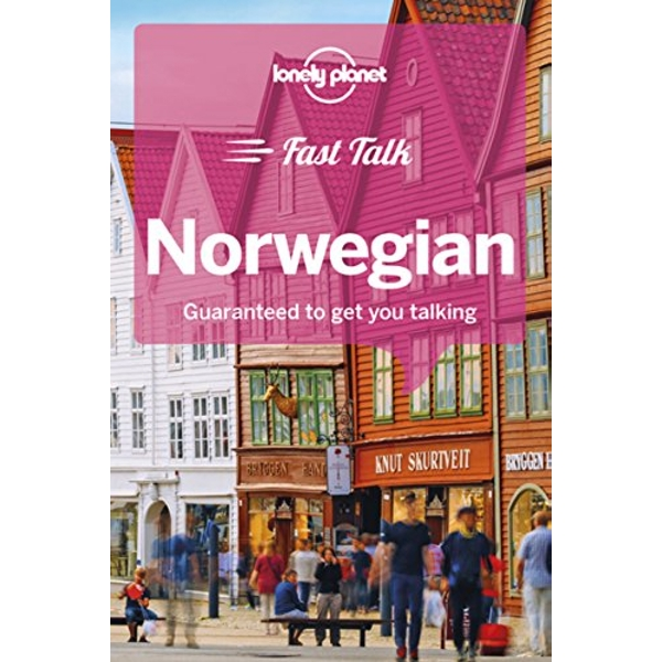 Lonely Planet Fast Talk Norwegian  Paperback / softback 2018