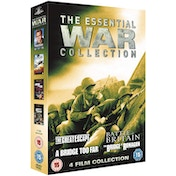 The Essential War Collection DVD