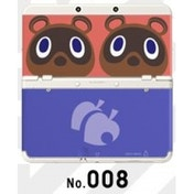 New Nintendo 3DS Cover Plates No 008 Timmy & Tommy Faceplate