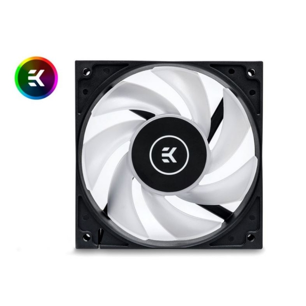 EK Water Blocks EK-Vardar EVO 120ER RGB (500-2200 rpm) Fan - 120mm