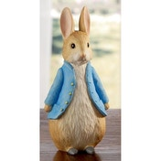 Beatrix Potter Peter Rabbit Minature Figure