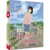 Letter To Momo Collector's Edition Blu-ray
