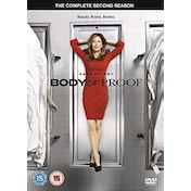 Body Of Proof Season 2 DVD