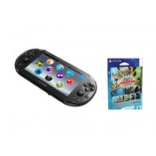 Playstation PS Vita Slim WiFi Console with Adventure Pack + 8GB Memory Card PS Vita