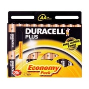 Duracell Plus Power AA 20 Pack MN1500B20