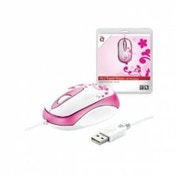 Trust Mini Travel Optical Mouse With Mousepad Pink PC